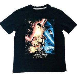 Black Star Wars Collectabilitees T-Shirt